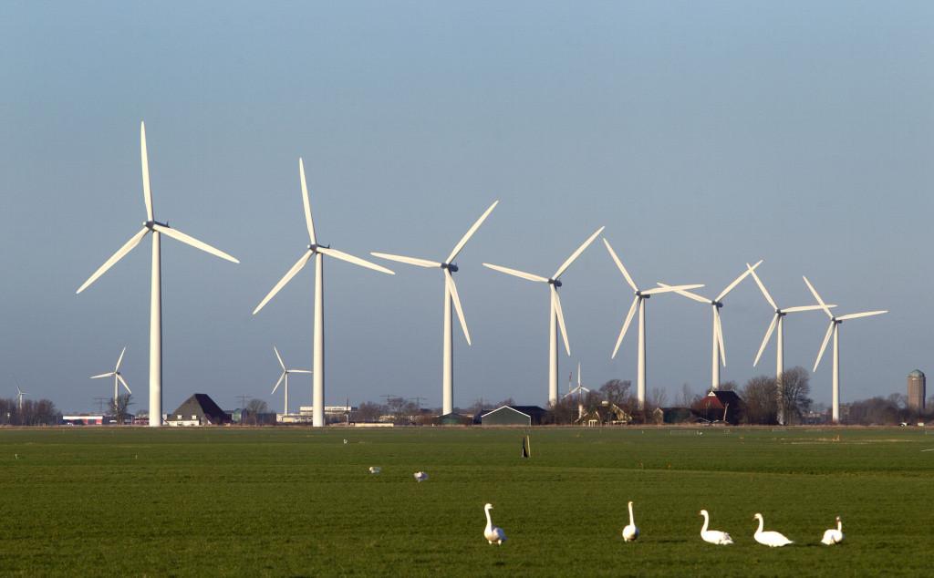 Windpark De Drentse Monden en Oostermoer